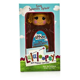 Lalaloopsy Spot Splatter Splash Eau De Toilette Spray 100ml/3,4 oz