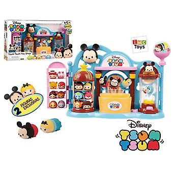 IMC Toys Toy Store Tsum Tsum (Toys , Dolls And Accesories , Miniature Toys , Stages)