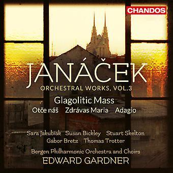 Janacek, Leos / Jakubiak, Sara / Gardner, Edward - Janacek: importazione Orchestral Works 3 [SACD] Stati Uniti d'America