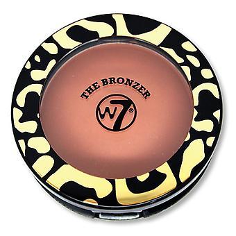 W7 Bronzer Matt Compact