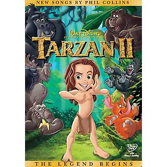 Disney - Tarzan II [DVD] USA import