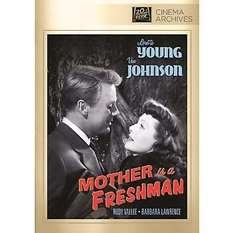 Mother Is a Freshman [DVD] USA import