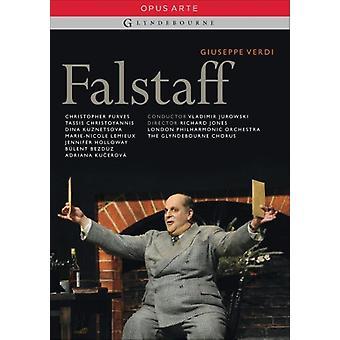 G. Verdi - importazione di Falstaff [DVD] Stati Uniti d'America