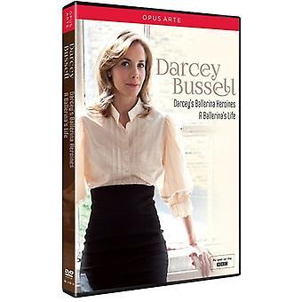 Darceys Ballerina Heroines & a Ballerinas Life [DVD] USA import