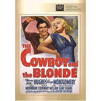 Cowboy & the Blonde [DVD] USA import