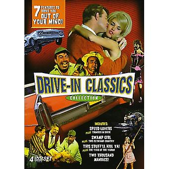 Drive-in Classics Collection [DVD] USA import