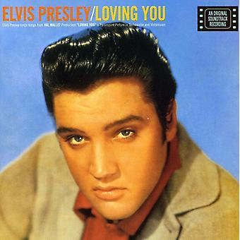 Elvis Presley - Loving You importu USA [CD]