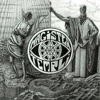 Magister Templi - Lucifer Leviathan logoer [CD] USA import
