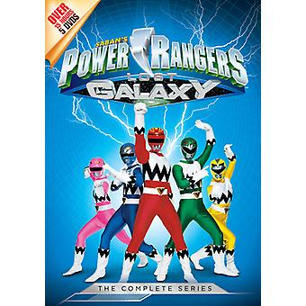 Power Rangers: Lost Galaxy Complete Series [DVD] USA import