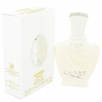 Creed Women Love In White Millesime Eau De Parfum Spray By Creed