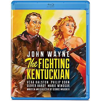 John Wayne - The Fighting Kentuckian [Blu-Ray] [BLU-RAY] USA Import