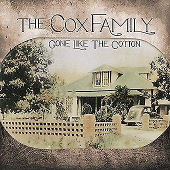 Cox Family - Gone Like the Cotton [CD] USA import