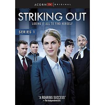 Striking Out: Series 1 [DVD] USA import