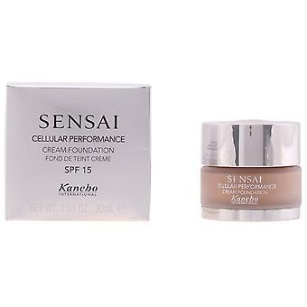 Kanebo Sensai Cream Foundation Spf15 Cp Cf-14 30 Ml (Woman , Makeup , Face , Foundation)