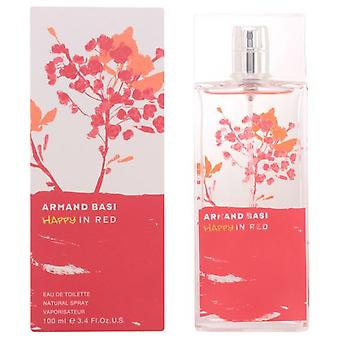 Armand Basi Happy In Red Edt Vapo 100 Ml (Woman , Perfume , Women´s Perfumes)