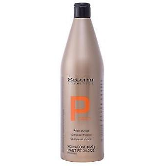 Salerm Protein Shampoo 1000ml (Hygiene and health , Shower and bath gel , Shampoos)