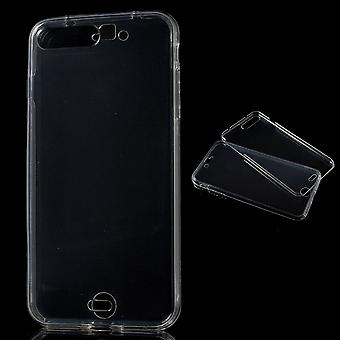 Crystal Case cover for Apple iPhone 8 plus transparent full body