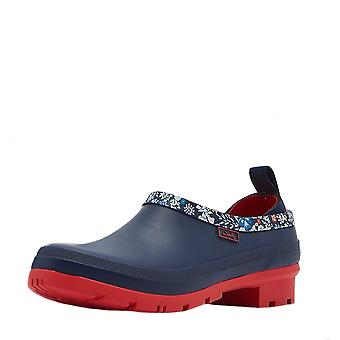 Joules Joules Pop-Ons Womens Welly (X)