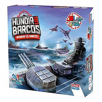 Falomir Sinking 3D Boats (Toys , Boardgames , Strategic)