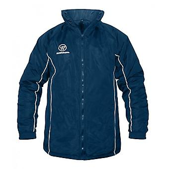 Warrior Winter Stadium Jacket W2 navy  Senior/Junior