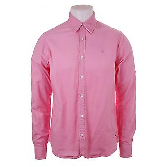 Scotch & Soda Mens Casual L/s Shirt