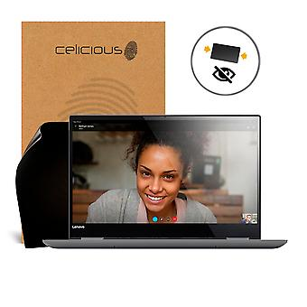 Celicious Privacy Lenovo IdeaPad 720 (15) 2-Way Visual Black Out Screen Protector