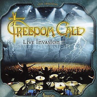 Freedom Call - Live Invasion [CD] USA import