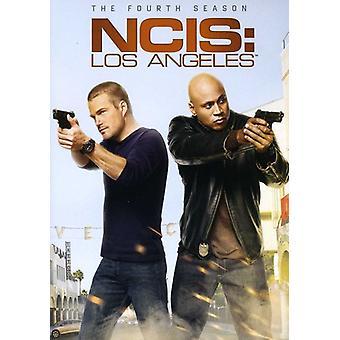 NCIS: Los Angeles: Season 4 [DVD] USA Import