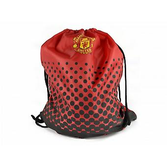 Man United Unisex Gym Bag