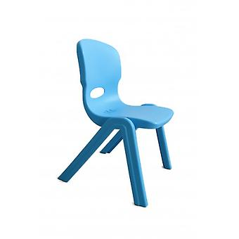 Children Chair robust interior & exterior Stanfester Chair high chair blue