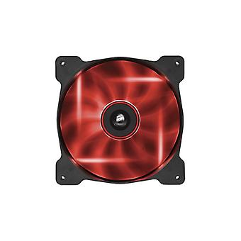 The Corsair Fan, SP140, Red LED High Pressure Fan, Single pack