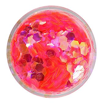 PaintGlow Chunky UV Holographic Glitter Summer Dreams
