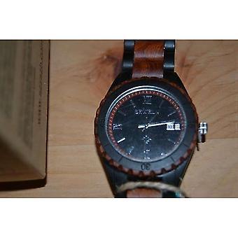 Bewell wooden wrist watch watch bracelet watch wood sandalwood wood gift gift idea unique