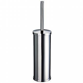 Struttura autoportante scopino - cromo lucido & vetro FK103
