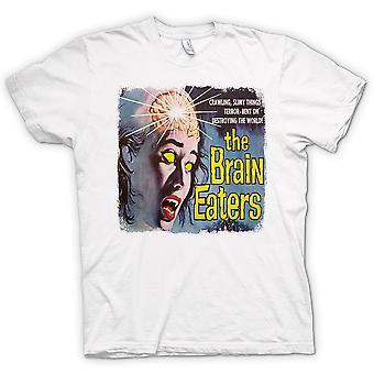 Womens T-shirt-die Brain Eaters - Horror - B-Movie