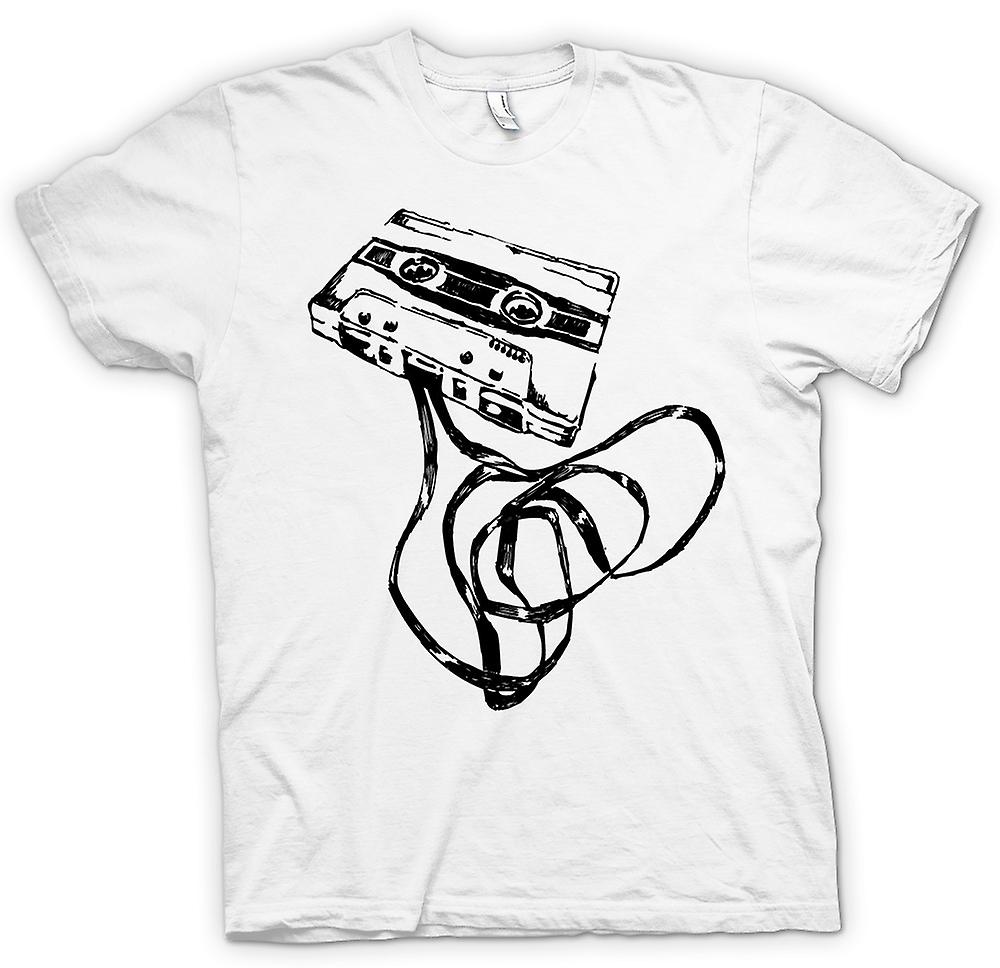 T-shirt-Old Skool nastro