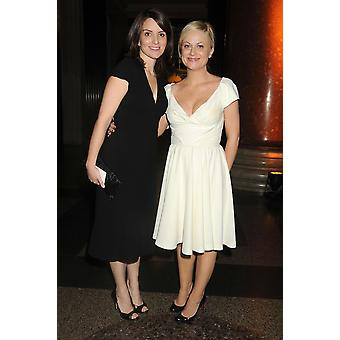Tina Fey Amy Poehler At Arrivals For Museum Gala Benefit For The American Museum Of Natural History American Museum Of Natural History New York Ny November 20 2008 Photo By Rob RichEverett Collection