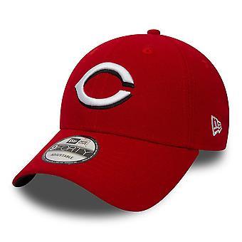 Ny æra 9Forty justerbar kurve Cap ~ Cincinnati Reds