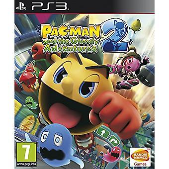 Pac-Man och spöklik äventyr 2 (PS3)
