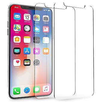 iPhone X glas Screen Protector - Single