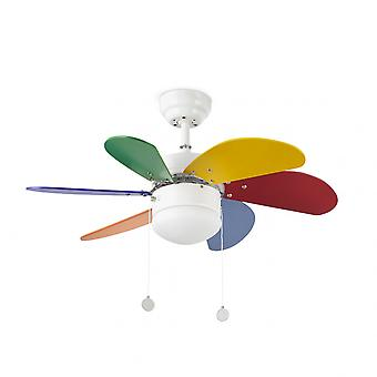 Ceiling Fan Palao Multicolor 81cm / 32