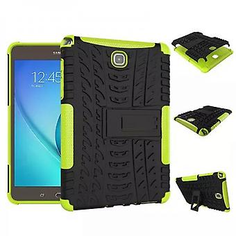 Hybrid outdoor protective cover case green for Samsung Galaxy tab A 9.7 T550 T555 bag