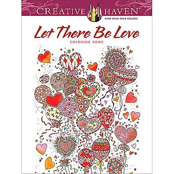 Dover Publications-Creative Haven: Let There Be Love