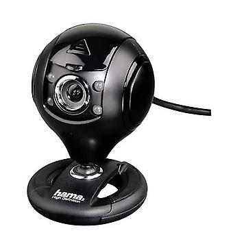 Hama Spy Protect HD webcam 1280 x 1024 pix Stand, Clip mount