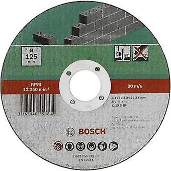 Taglio disco 115mm (dritto) 22,23 mm Bosch Accessori C 30 S BF 2609256328 1/PC