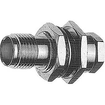 TNC connector Socket, built-in 50 Ω Telegärtner J01011A2336 1 pc(s)