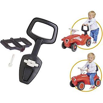 Backrest Big BOBBY-CAR-WALKER Black