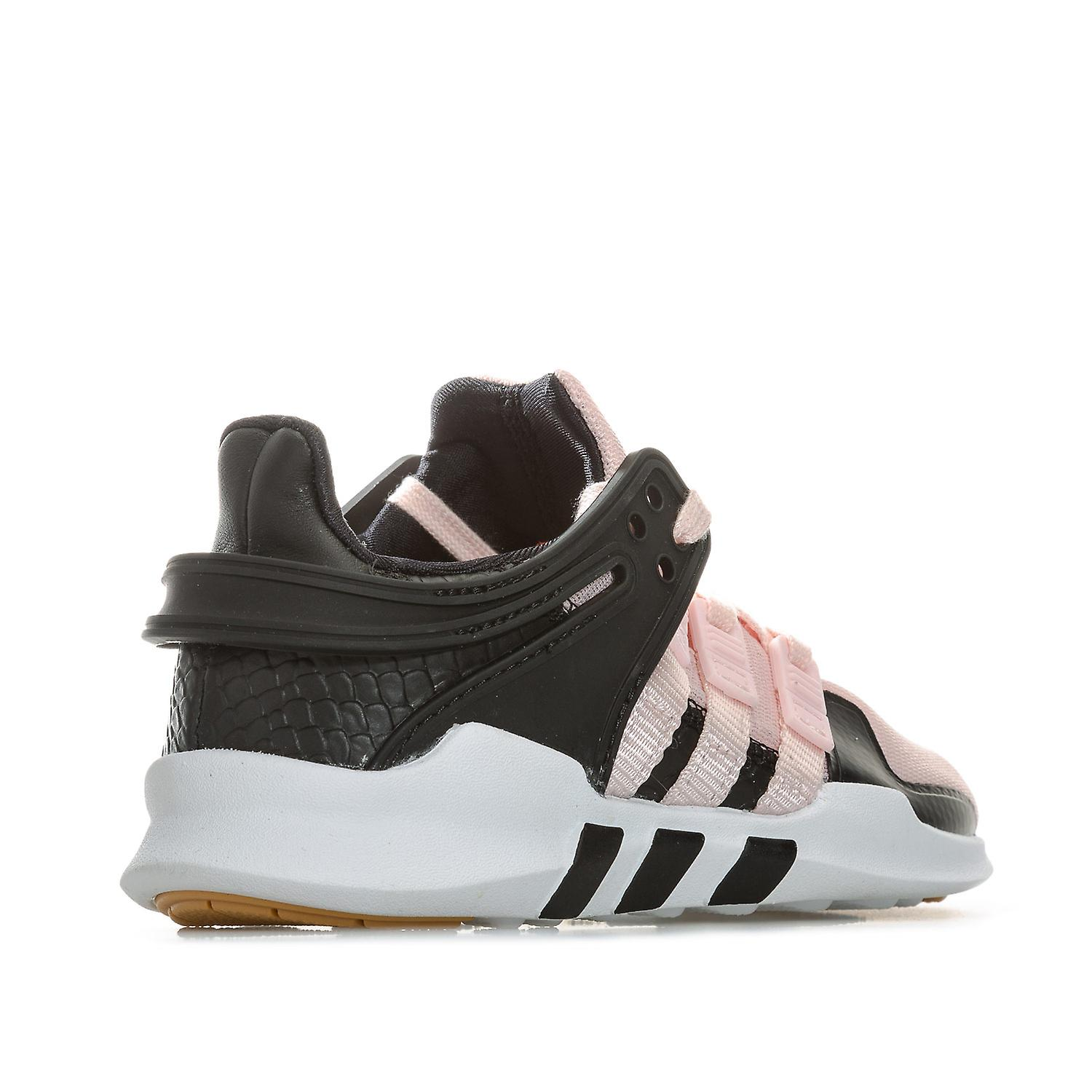 f16cb5cd52a779 Children Girls adidas Originals Eqt Support Adv Trainers In Pink- Lace