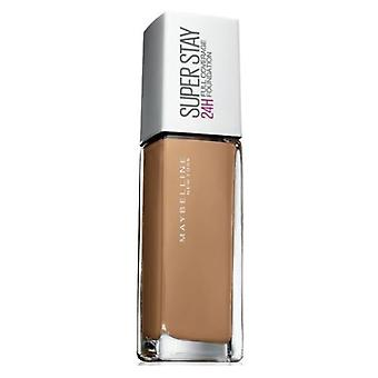 Maybelline Super Stay Full Coverage Foundation 49 Amber (Make-up , Face , Bases)