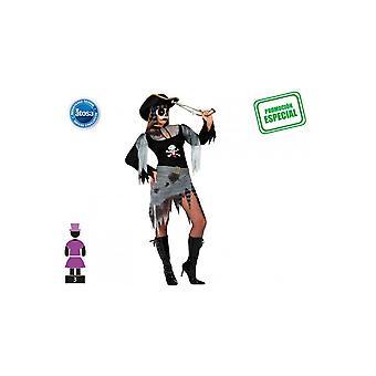 Women costumes  Pirate zombie costume
